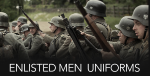 WW2 german Army enlisted mens uniforms