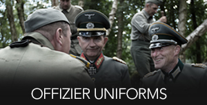 WW2 german officer uniforms