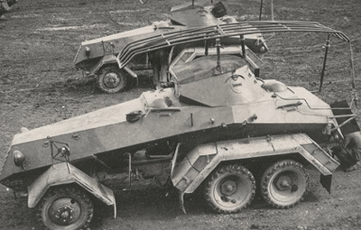 Sd.Kfz.231 and 232 (fu)
